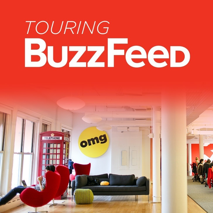Oficinas de Buzzfeed New York City