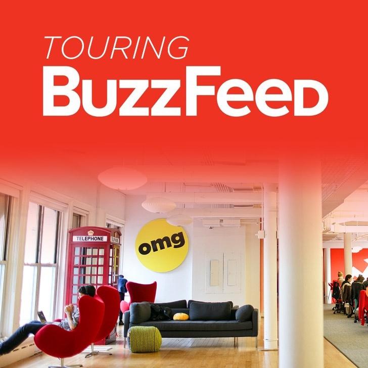 Oficinas de Buzzfeed New York City