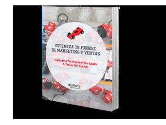 Descargar Optimización del Funnel de Marketing y Ventas