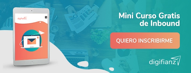 Inscripcion gratuita al Mini Curso Inbound
