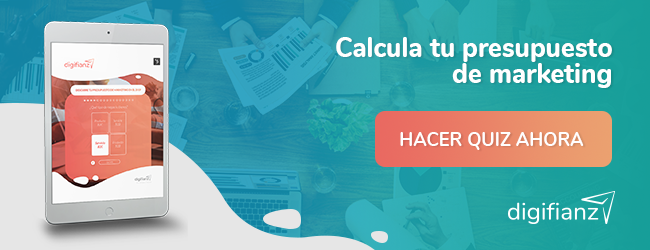 Calcula tu Presupuesto de Marketing