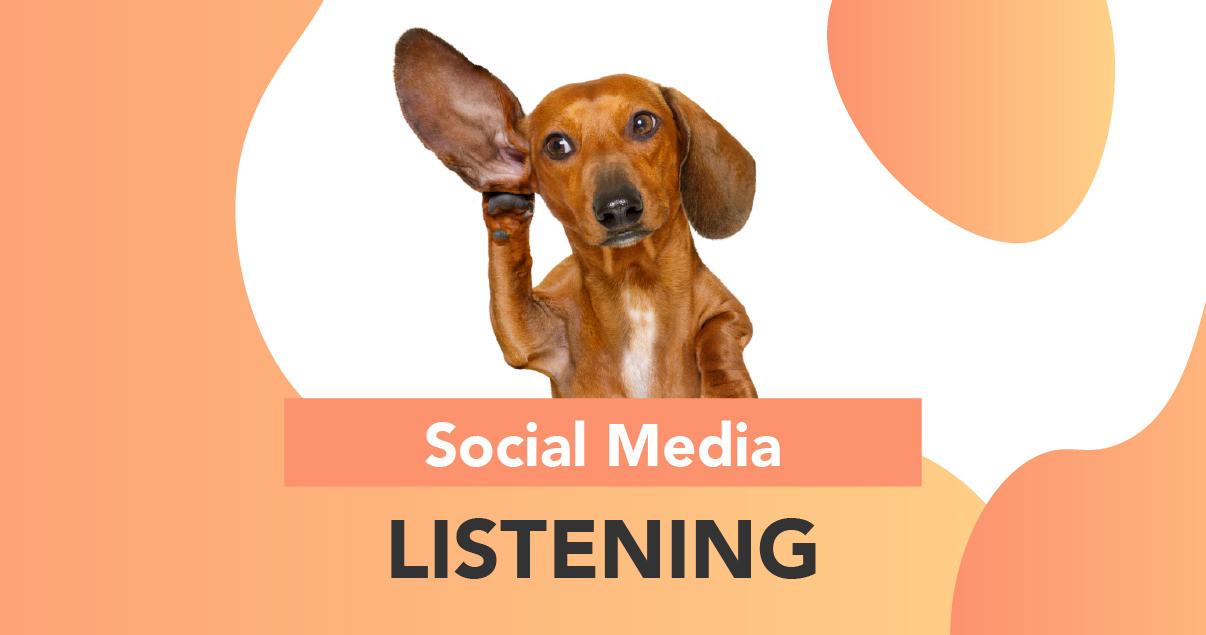 ¿Qué es el Social Media Listening? (5 aspectos a los que deberías prestarle atención)
