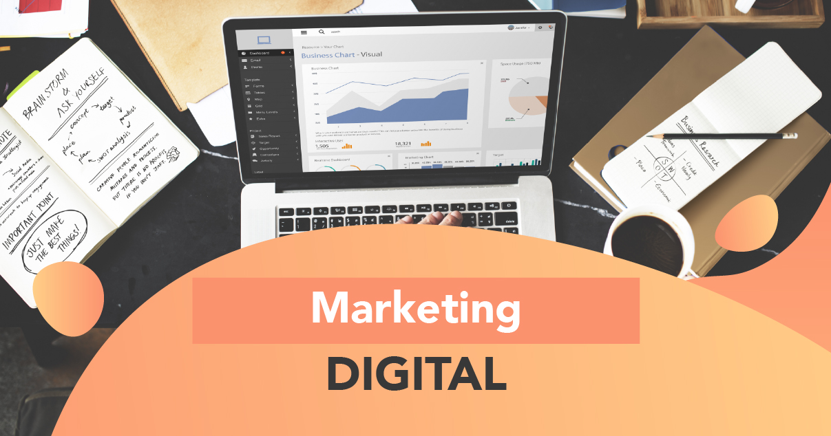 Qué es el Marketing Digital [+ Calculadora Gratis de Presupuesto de Marketing Incluida]