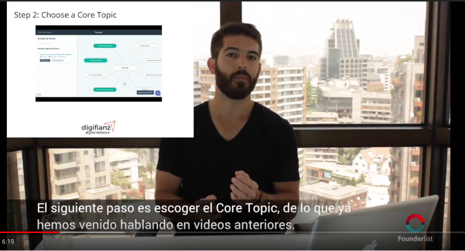 [Video 4/5] 11 Pasos Para Generar Campañas de Inbound Marketing Exitosas